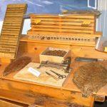 Arbeitsplatz eines Zigarrenmachers