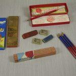Erzeugnisse der Firma J.J. Rehbach