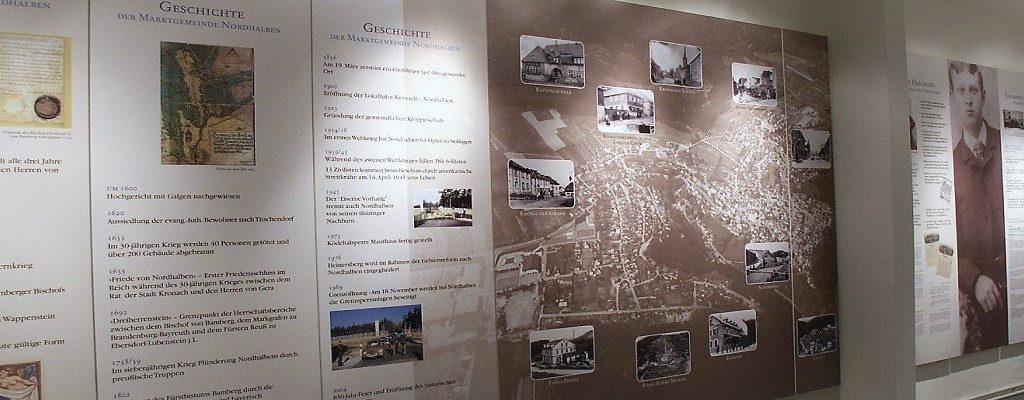Historisches Ortsmuseum – Geschichte der Marktgemeinde Nordhalben