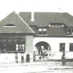 Klöppelschule um 1900