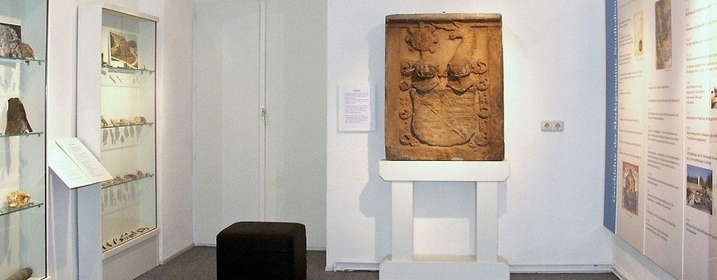 Ausstellungsraum – Historisches Ortsmuseum